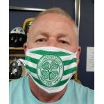 Glasgow Celtic mask